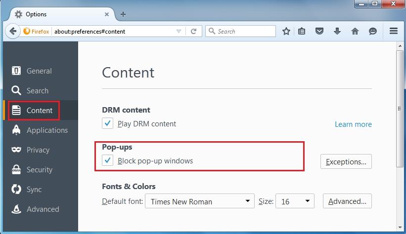 Firefox-blok-pop-upy